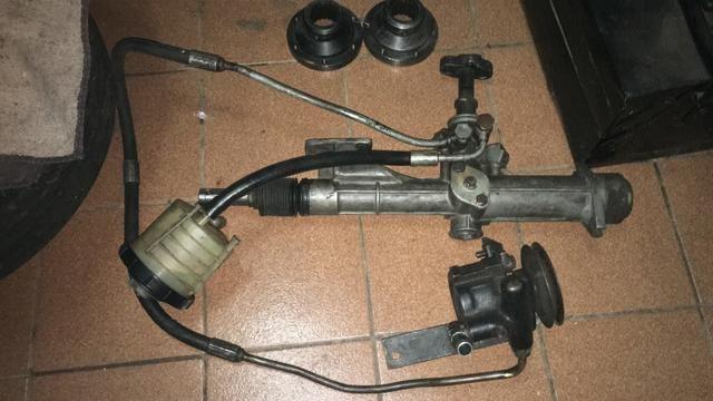 Direção hidráulica motor ap 1.8 1.6 2.0 - Foto 2