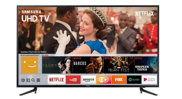 """TV 58"""" Smart-4k-60hz-HDMI-USB-Quad Core-3840x2160-UN58MU6120"""