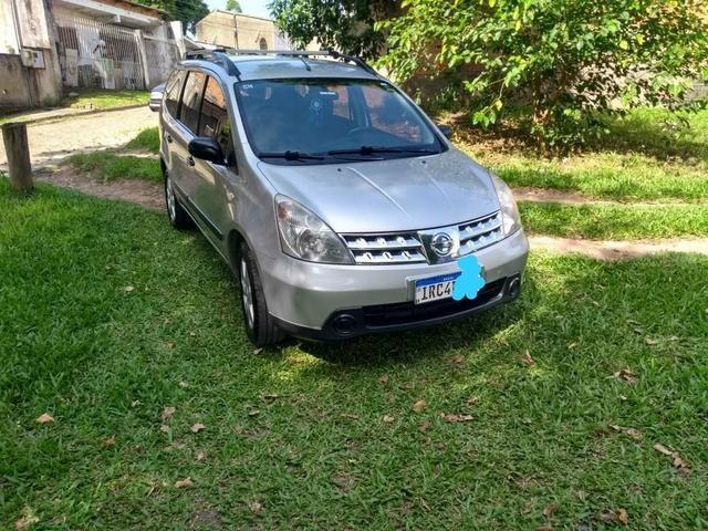Barbada. Grand Livina 2010 com GNV 5 geração - Foto 3