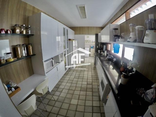 Casa construída em 2 lotes no condomínio Jardim do Horto - Área de lazer completa - Foto 11