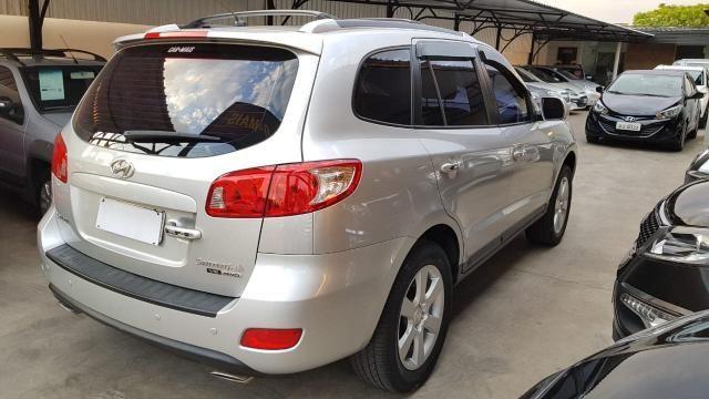 HYUNDAI SANTA FÉ 2008/2009 2.7 MPFI GLS 7 LUGARES V6 24V GASOLINA 4P AUTOMÁTICO - Foto 5