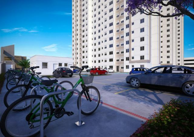 AP1566 Apto com 2 dormitórios à venda, 50 m² por R$ 188.900 - Lagoa Seca - Foto 2