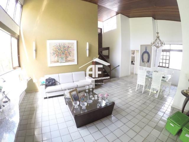 Casa construída em 2 lotes no condomínio Jardim do Horto - Área de lazer completa - Foto 7