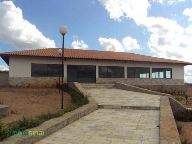 Terreno à venda, 360 m² por R$ 90.000,00 - Condomínio Bellevue - Garanhuns/PE - Foto 2
