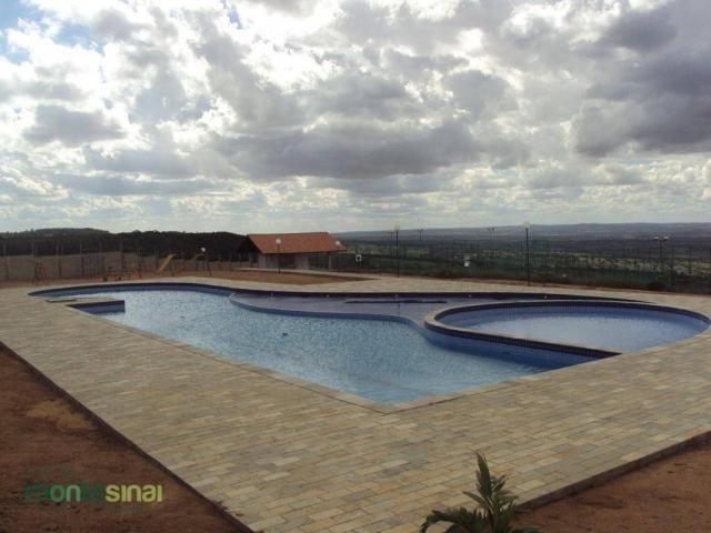 Terreno à venda, 360 m² por R$ 90.000,00 - Condomínio Bellevue - Garanhuns/PE - Foto 3