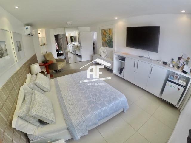 Casa construída em 2 lotes no condomínio Jardim do Horto - Área de lazer completa - Foto 15