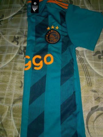 Camisa Oficial do Ajax Verde 19/2020 - Foto 3