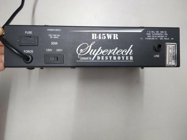 Amplificador de Guitarra Meteoro ! - Foto 3