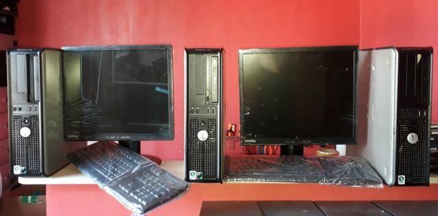 Computador Completo Dell com qualidade, ideal para empresas em geral - Foto 2