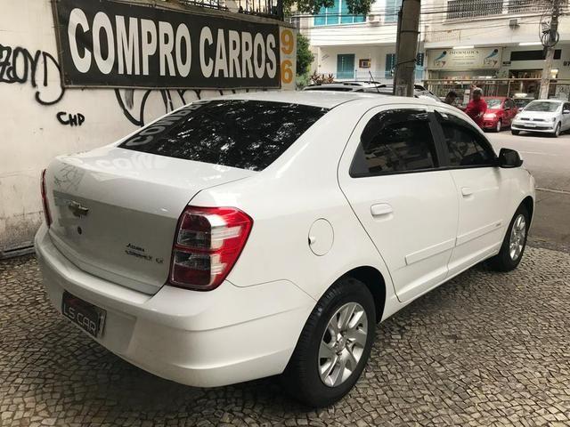 Gm Chevrolet Cobalt 2014/2014 LT 1.4 Top De Linha Novinho !!!! - Foto 7