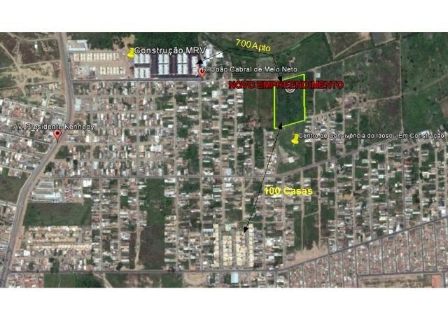 Área de 20.168,75 m² em área nobre de Campos dos Goytacazes-RJ