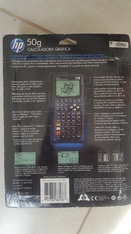 Caculadora Gráfica HP 50g - Foto 2
