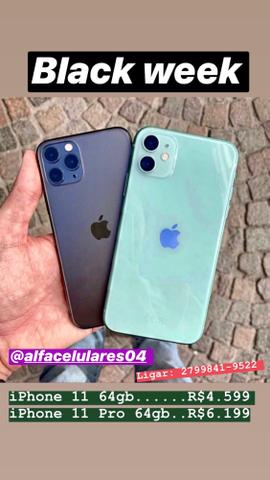 IPhone 11 Pro 64gb LACRADO - Foto 2