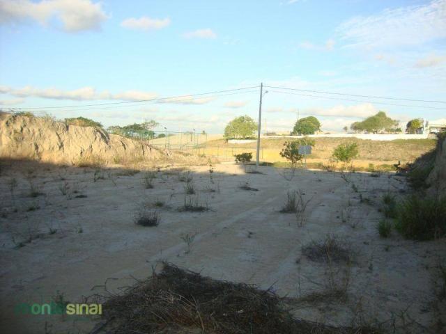 Terreno à venda, 367 m² por R$ 57.000,00 - Condomínio Privê Portal do Agreste - São João/P - Foto 6