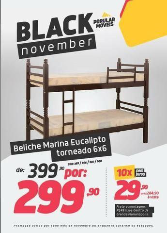Black Friday Beliche!