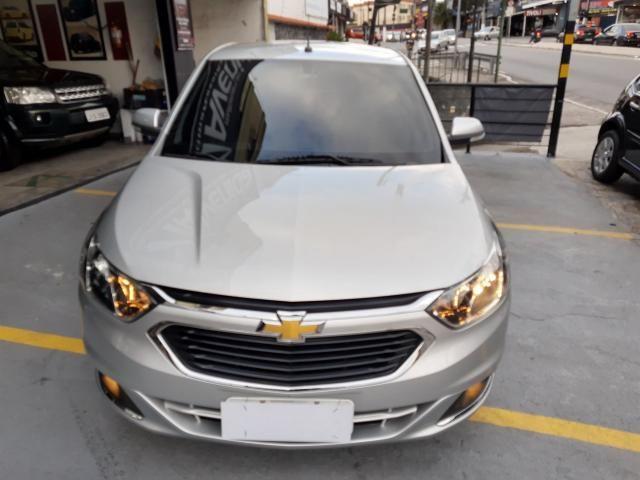 Chevrolet Cobalt 1.8 Mpfi Ltz 8V Flex 4Portas Automático 2017/2018 - Foto 7