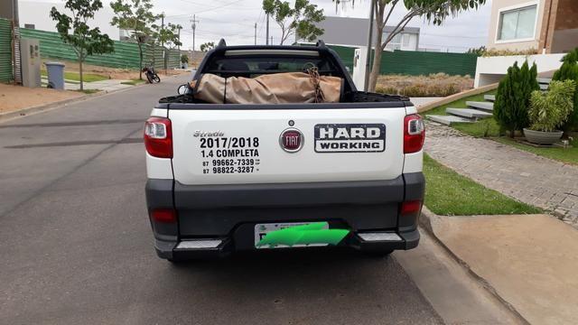 Fiat Strada Hard Working CS 1.4 - 2018 - Foto 7