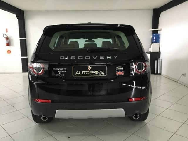 LAND ROVER DISCOVERY SPORT 2015/2015 2.0 16V SI4 TURBO GASOLINA HSE 4P AUTOMÁTICO - Foto 4