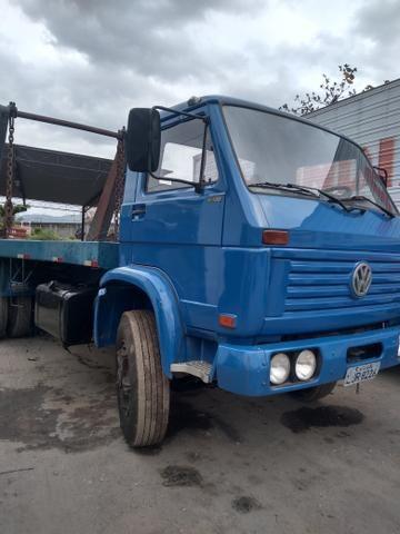 Caminhão VW 22140 trucado
