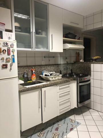 Apartamento de 3/4 em Condomínio de Alto Padrão no Centro