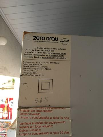 Câmara fria Zero Grau - Foto 5