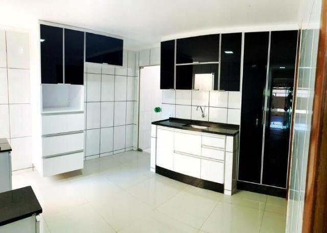 Excelente casa luxuosa na Qr 602 samambaia com localização privilegiada!!! - Foto 7