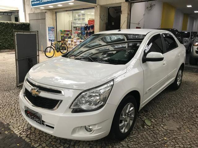 Gm Chevrolet Cobalt 2014/2014 LT 1.4 Top De Linha Novinho !!!! - Foto 5