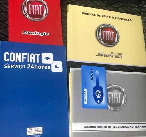 Fiat Grand siena essence 1.6 Flex todo revisado! - Foto 19