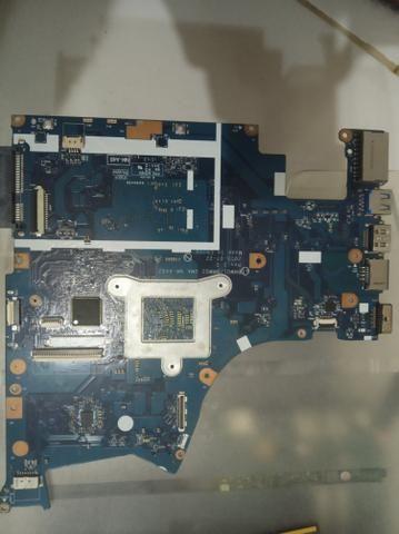 Placa Mãe Lenovo para retirada de peças