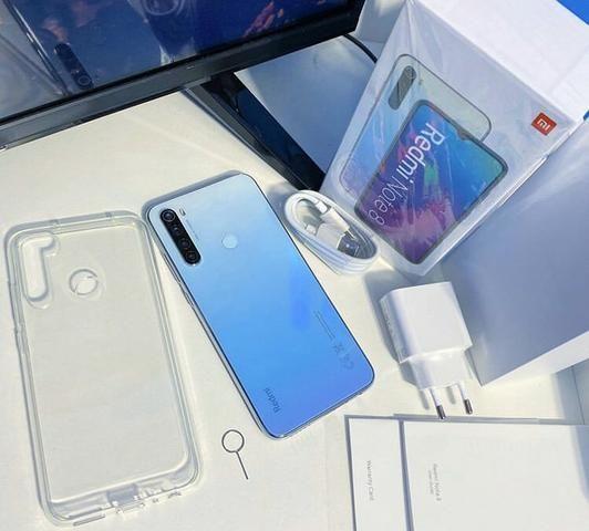 Xiaomi Redmi Note 8 64 gigas - Black Friday