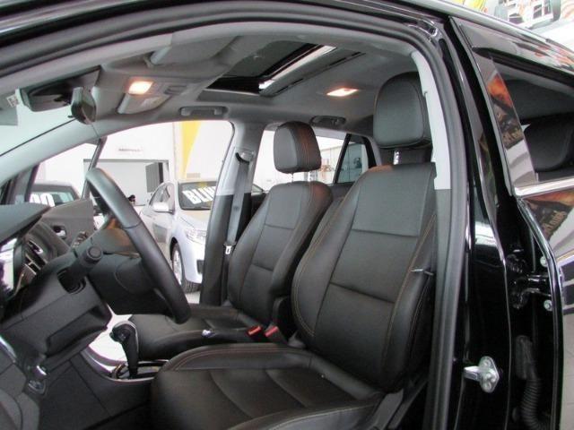 Chevrolet Tracker 1.4 16V Turbo Flex Premier Automatico 2018 - Foto 10