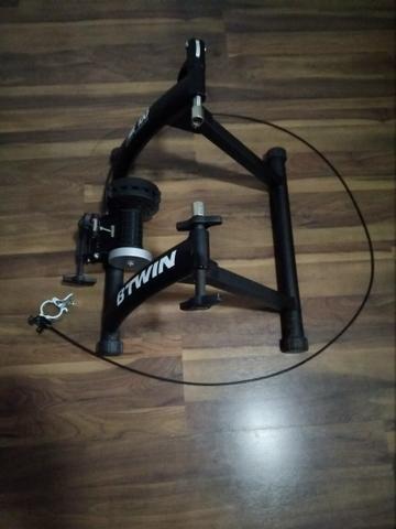 Rolo para bicicleta b'twin in ride *novo - Foto 4