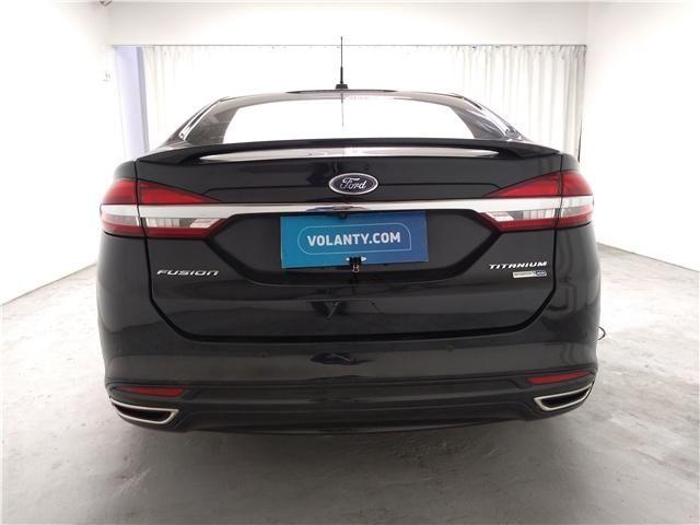 Ford Fusion 2.0 titanium awd 16v gasolina 4p automático - Foto 5