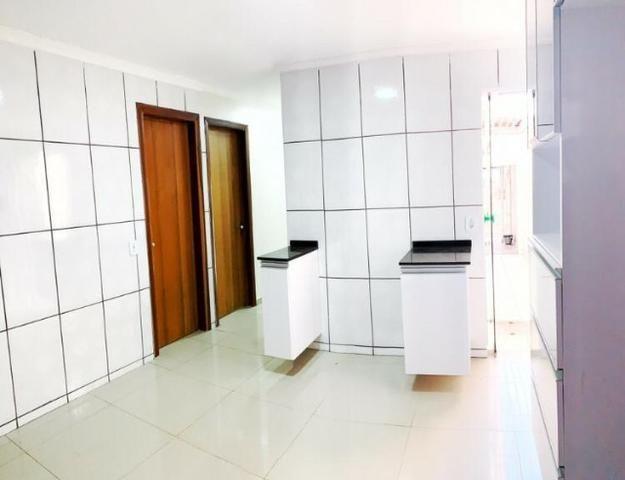 Excelente casa luxuosa na Qr 602 samambaia com localização privilegiada!!! - Foto 9