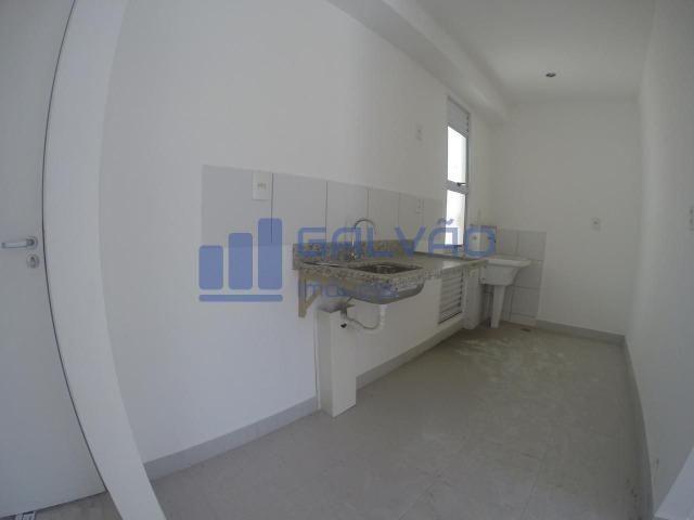 MR- Praças Sauípe, apartamento 2Q com Varanda e Lazer Completo, Pertinho da Praia - Foto 6