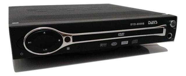 Dvd Player Days S/ Controle - Foto 3