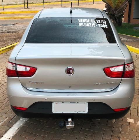 Fiat Grand siena essence 1.6 Flex todo revisado! - Foto 5