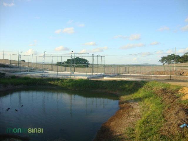 Terreno à venda, 367 m² por R$ 57.000,00 - Condomínio Privê Portal do Agreste - São João/P - Foto 12