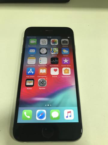 IPhone 6 16 GB cinza