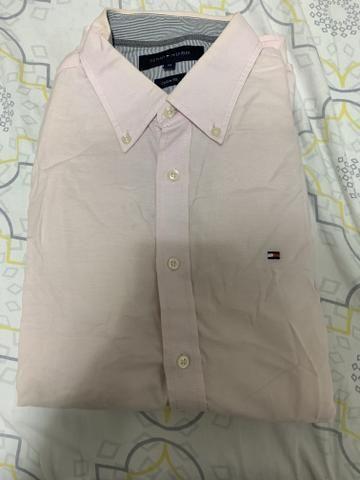 b755312de7 Camisa social Tommy Hilfiger original - Roupas e calçados ...