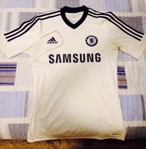 Camisa Adidas Chelsea de Treino Original Tamanho P - Esportes e ... 7aba3edc08aba