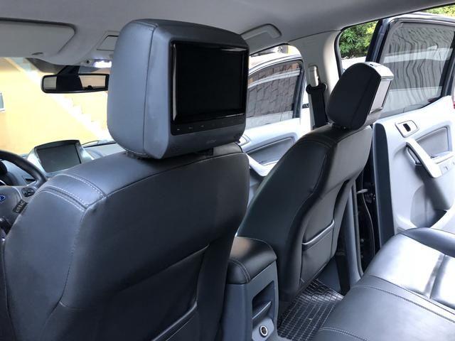Ford Ranger Limited Multimídia Automático 2014 - Foto 13