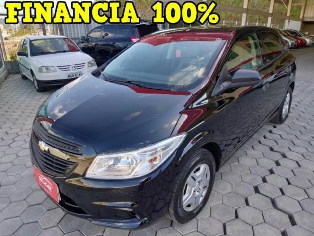Chevrolet Onix 1.0 LS 2016 POSSIBILIDADE DE FINANCIAMENTO 100%