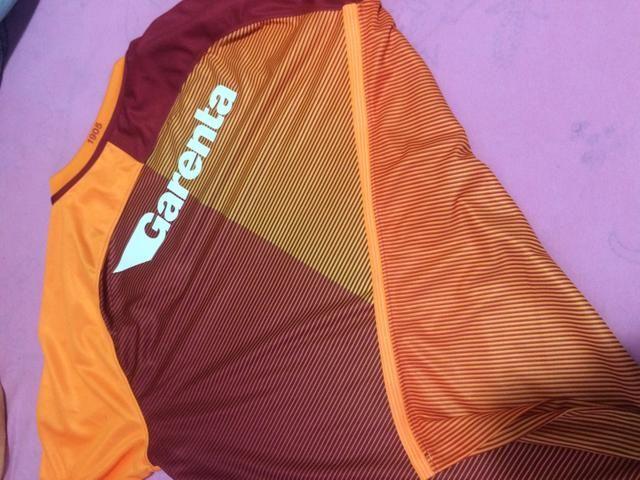 Camiseta Galatasaray nova time Turquia meu primo trouxe da Alemanha ... 0b6ca68a12551
