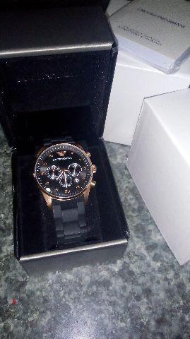 912f1c72ff47f Relógio feminino Empório Armani - Bijouterias, relógios e acessórios ...