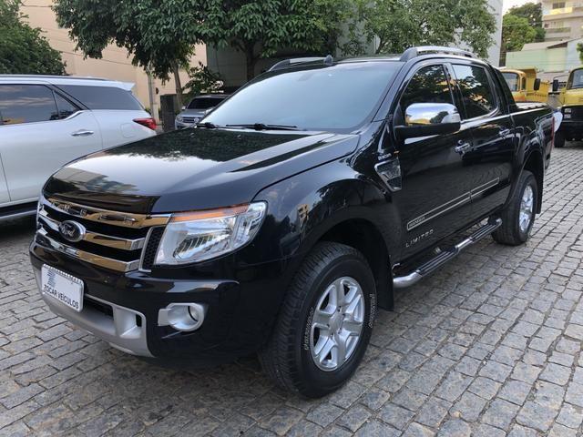 Ford Ranger Limited Multimídia Automático 2014