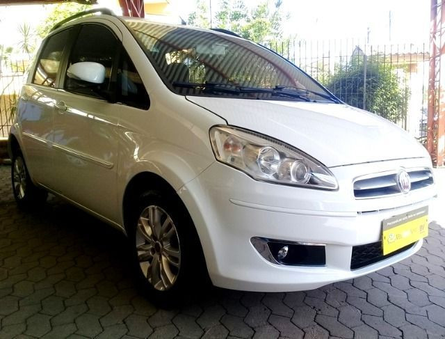 Idea Attractive 1.4 flex 8v 2014 completa, impecável