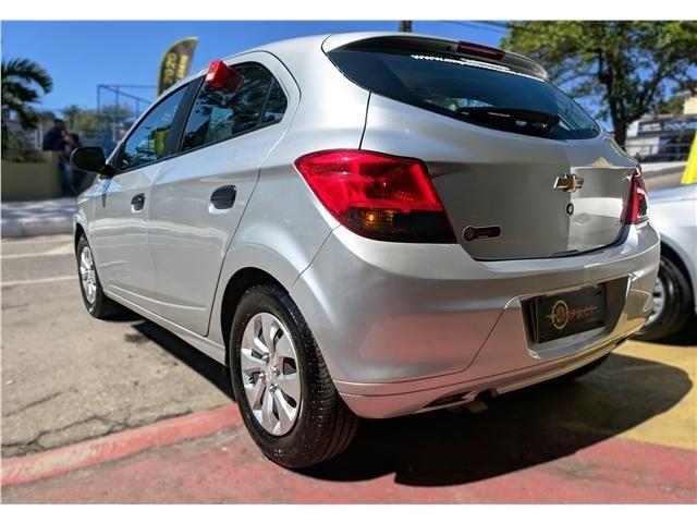 Chevrolet Onix 1.0 mpfi joy 8v flex 4p manual - Foto 4