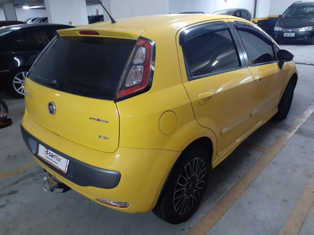 FIAT PUNTO PUNTO SPORTING 1.8 FLEX 8V/16V 5P - Foto 5