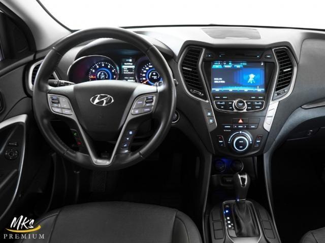 Hyundai Santa Fe GLS 3.3 V6 Gasolina 4X4 Automático - Foto 10